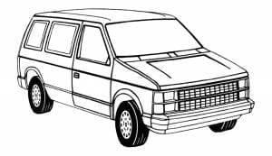 1984-1995 Dodge Caravan