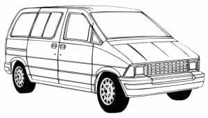 1986-1997 Ford Aeorstar