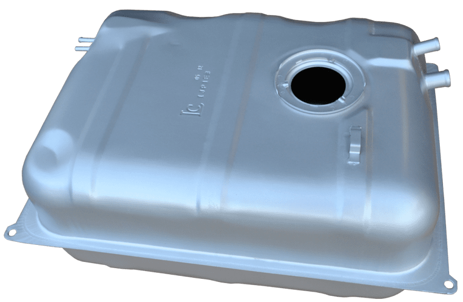 1987-1990 JEEP YJ Wrangler 15 gallon fuel tank for fuel injected models