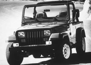 1987-1995 Jeep Wrangler