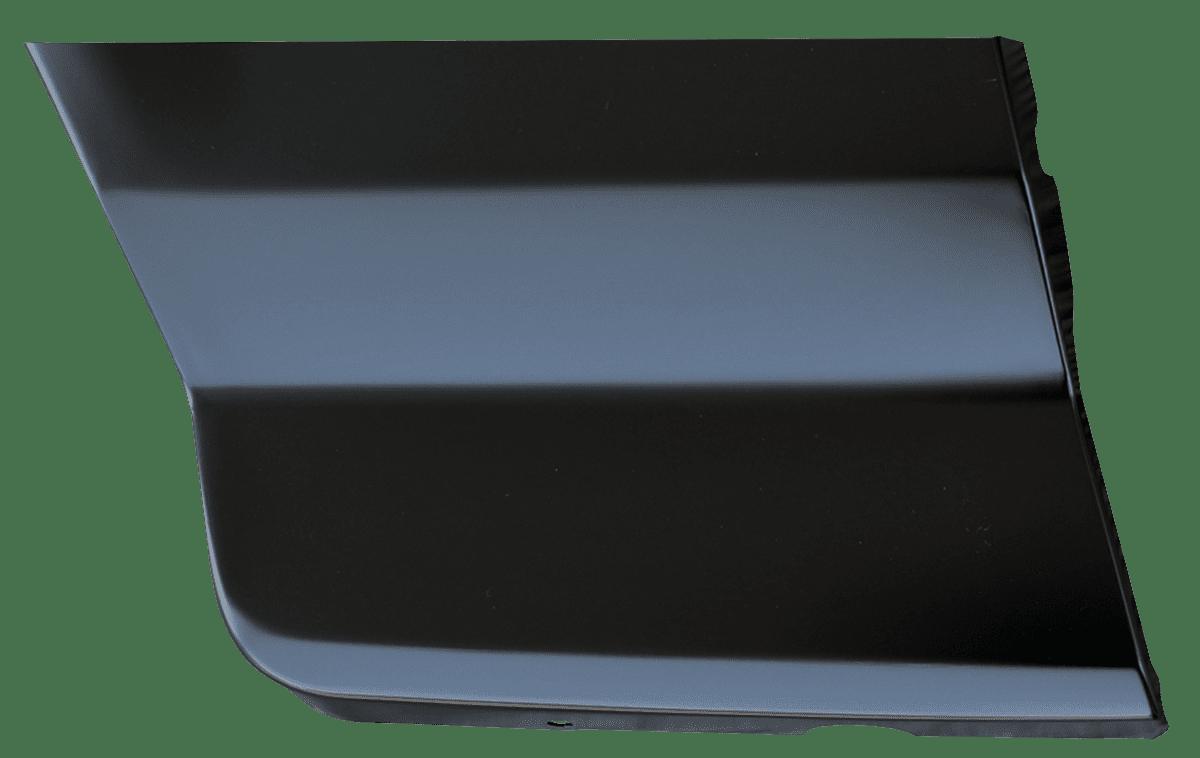 1981 1985 Dodge W350 Kick Panel Inserts With Cardboard