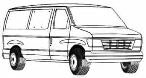 1992-2012 Ford Full Size Van