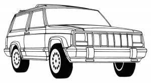 1993-1998 Jeep Grand Cherokee
