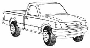 1993-2011 Ford Ranger