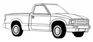 1994-2004 GM S10/S15