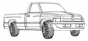 1994-2002 Dodge Pickup Truck