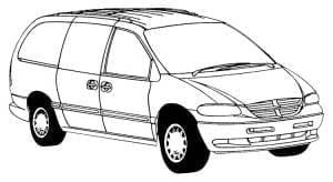 1996-2000 Dodge Caravan