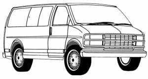 1996-2007 GM Express/Savana Van