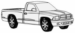 1997-2004 Dodge Dakota