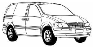 1997-2005 GM Venture/Trans Sport/Montana/Silhouette Van