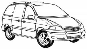 1999-2003 Ford Windstar