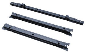 Ford Super Duty pickup bed floor cross sill repair kit for . bed.png