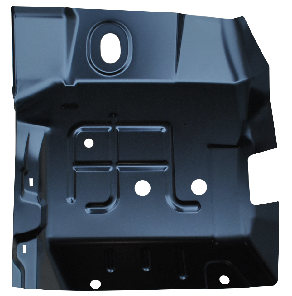 Ford Super Duty pickup driver side front floor pan.png