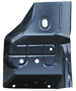 Ford Super Duty pickup passenger side front floor pan.png