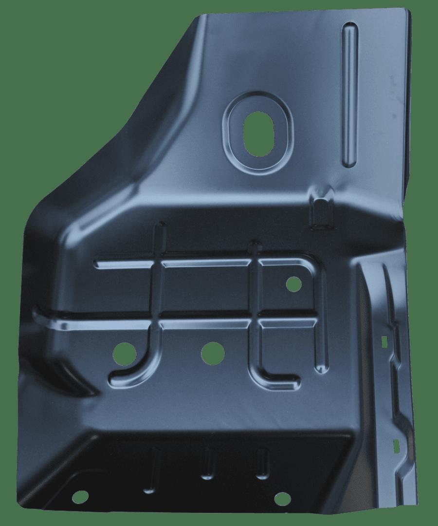 1999-2014 Ford Super Duty pickup passenger side front floor pan