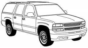 2000-2006 GM Suburban