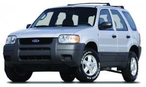 2001-2007 Ford Escape