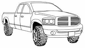 2002-2008 Dodge Pickup Truck