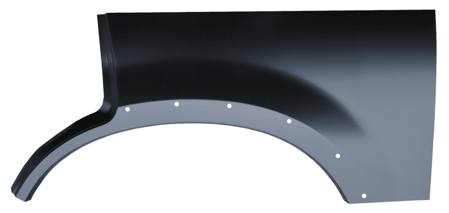Explorer rear wheel arch with molding holes drivers side.png