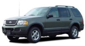 2002-2005 Ford Explorer