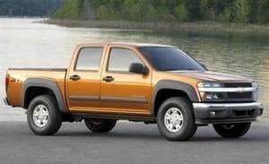 2005-2012 GM Colorado/Canyon