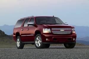 2007-2013 GM Suburban