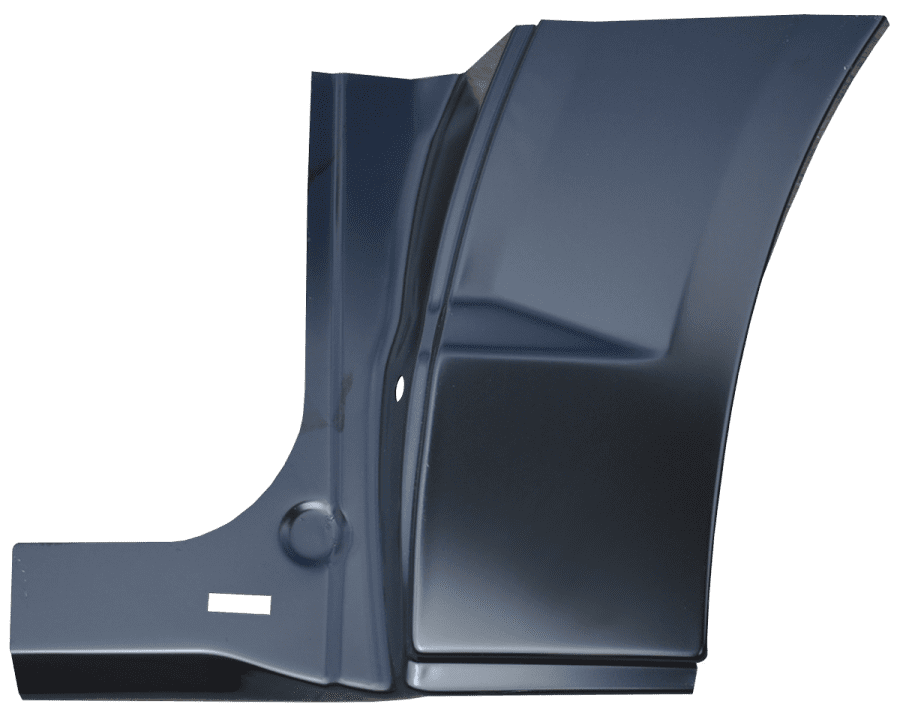 2008-2014 dodge Caravan front lower quarter panel section drivers side