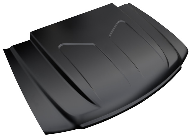 2007 2011 Gmc Cowl Induction Hood
