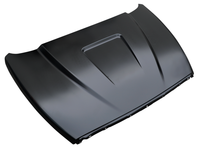 2002-2008 RAM AIR STYLE COWL HOOD (2ND DESIGN)
