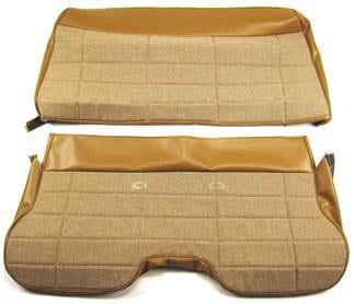 1986-1992 Jeep Comanche Pickup Bench Seat Cover