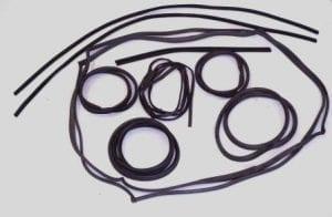 1958-1964 Volkswagen Beetle Channel Seal Kit .jpg