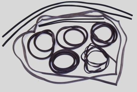 1967-1971 Volkswagen Beetle Channel Seal Kit.jpg