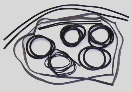 1972-1977 Volkswagen Beetle Channel w/o Molding Groove Seal Kit.jpg