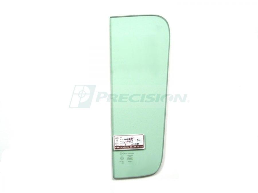 1960-1963 GM Pickup Vent Glass- Green