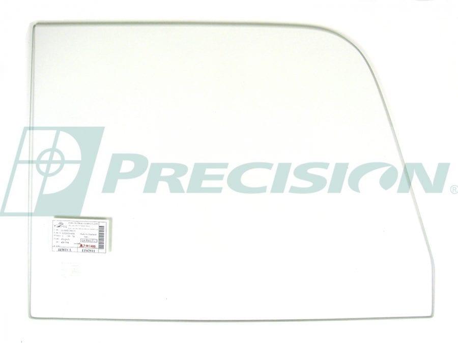 1964-1966 GM Pickup Door Glass- Clear