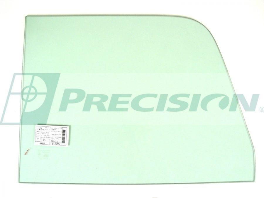 1964-1966 GM Pickup Door Glass- Green
