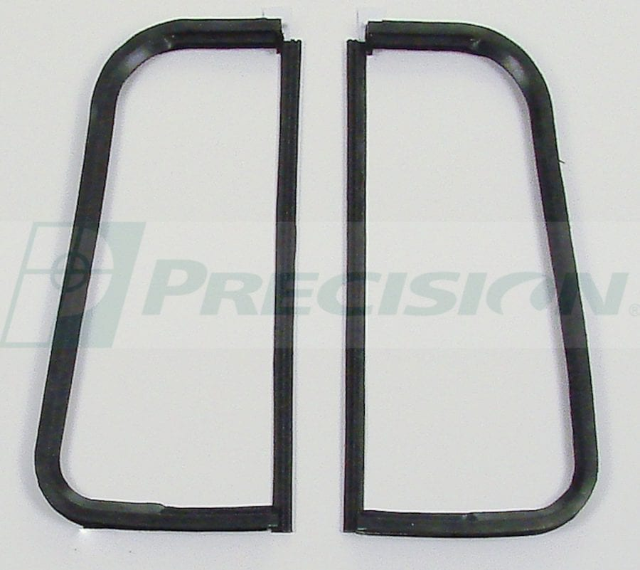 1955-1959 GM Pickup or Suburban Vent Window Weatherstrip Kit