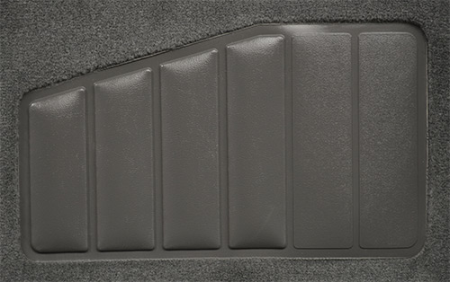 1997-2001 Honda CR-V Complete Flooring heel pad