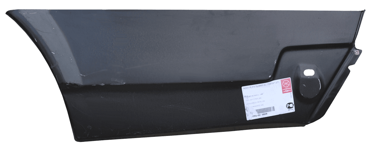 1982-1988 Volkswagen Quantum Sedan Lower Rear Quarter Panel, Driver Side