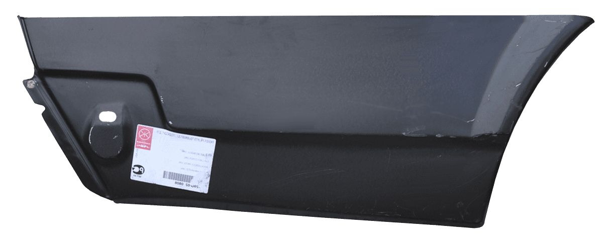 1982-1988 Volkswagen Quantum Sedan Lower Rear Quarter Panel, Passenger Side