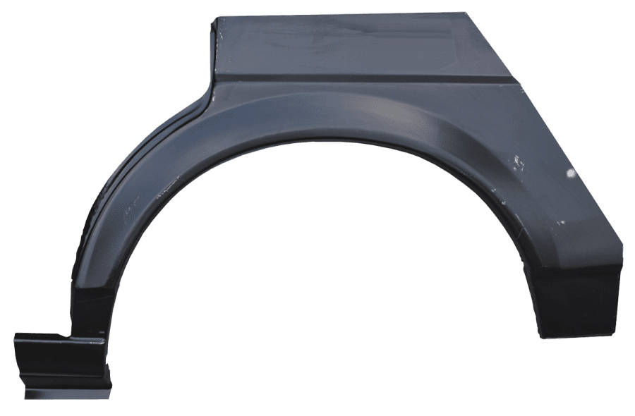 1982-1988 Volkswagen Quantum Sedan Rear Wheel Arch, Driver Side
