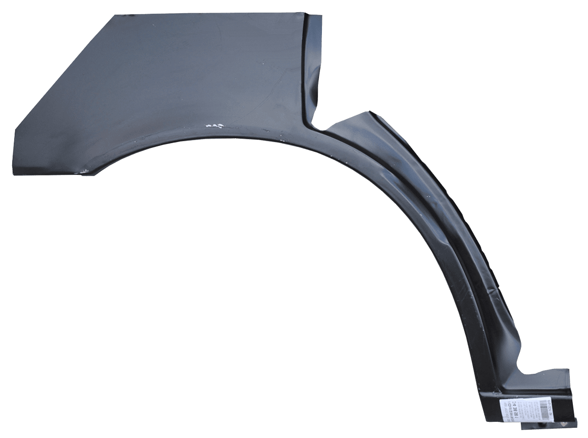 1988-1992 Mazda 626 Rear Wheel Arch, Passenger Side