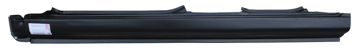 1995-1999 Hyundai Accent 4-Door Sedan Rocker Panel, Driver Side