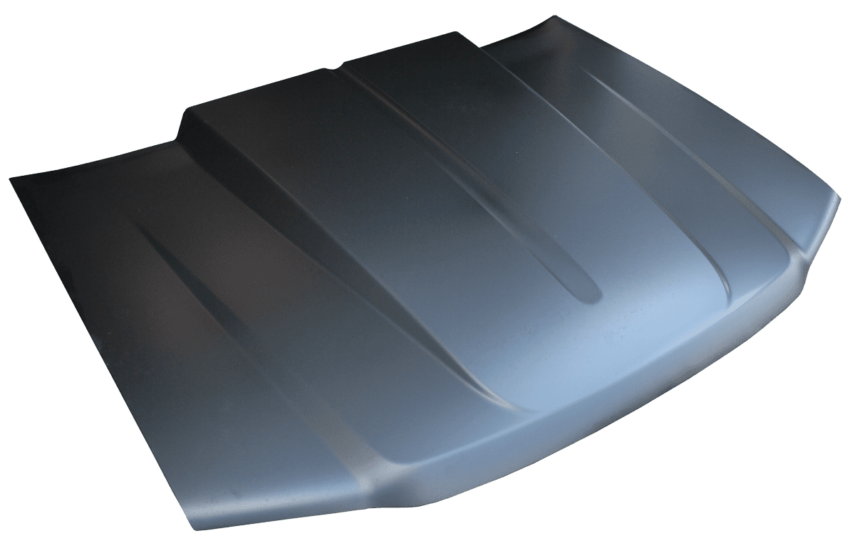 2004-2012 Chevy Colorado/GMC Canyon Cowl Style Hood, 2nd Style