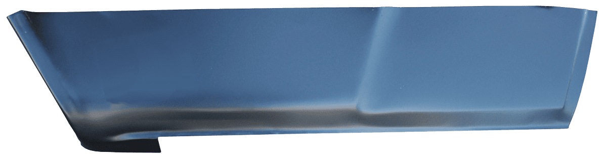 1978-1993 Volvo 240 Sedan Rear Lower Quarter Panel, Driver Side