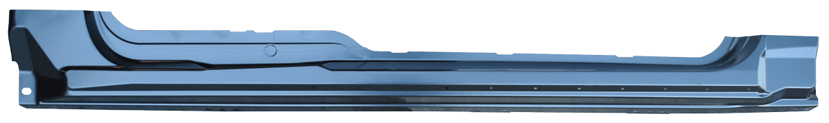 2009-2014 Ford F-150 Pickup Super Cab Rocker Panel, Passenger Side