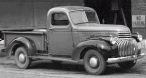 1939-1946 GM Pickup Truck