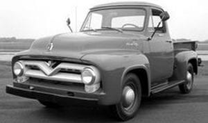 1953-1956 Ford Pickup Truck