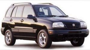 1999-2004 Chevy Tracker