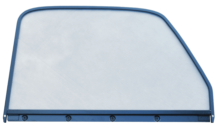 1947 1950 Gm Truck Passenger Side Clear Door Glass With
